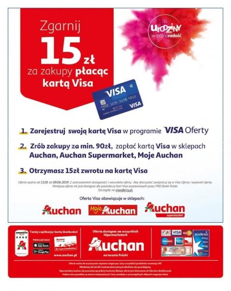 Auchan gazetka promocyjna od 2019-05-16, strona 48
