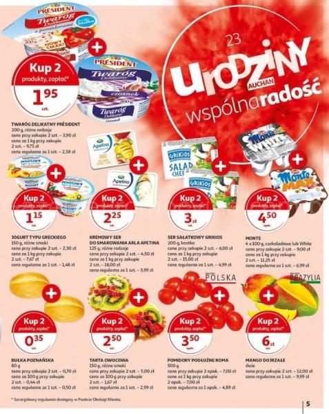 Auchan gazetka promocyjna od 2019-05-16, strona 5