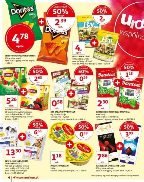 Auchan gazetka promocyjna od 2019-05-16, strona 6