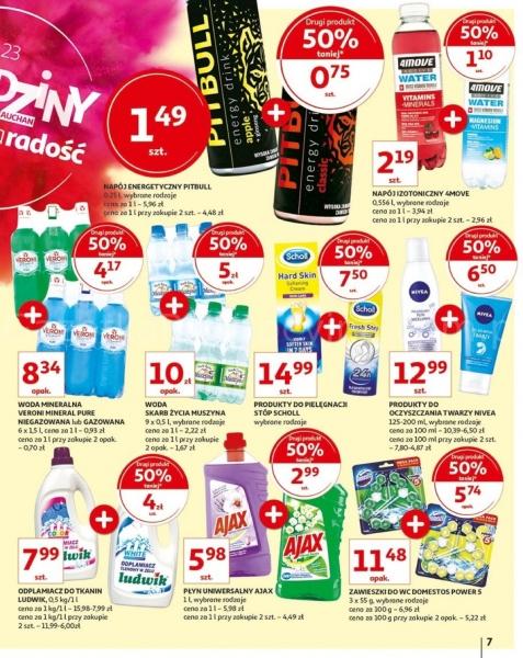 Auchan gazetka promocyjna od 2019-05-16, strona 7