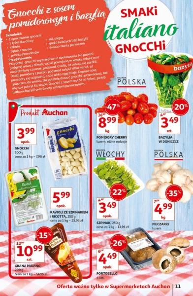 Auchan gazetka promocyjna od 2019-05-16, strona 11