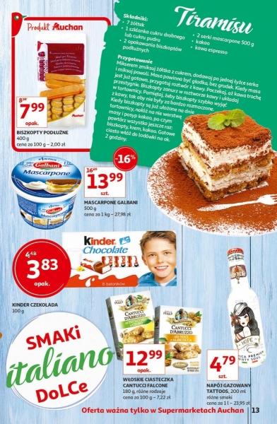 Auchan gazetka promocyjna od 2019-05-16, strona 13