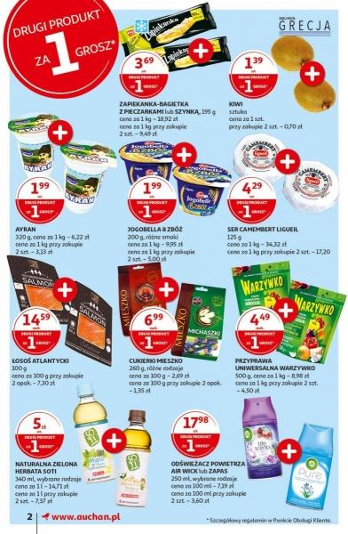 Auchan gazetka promocyjna od 2019-05-16, strona 2