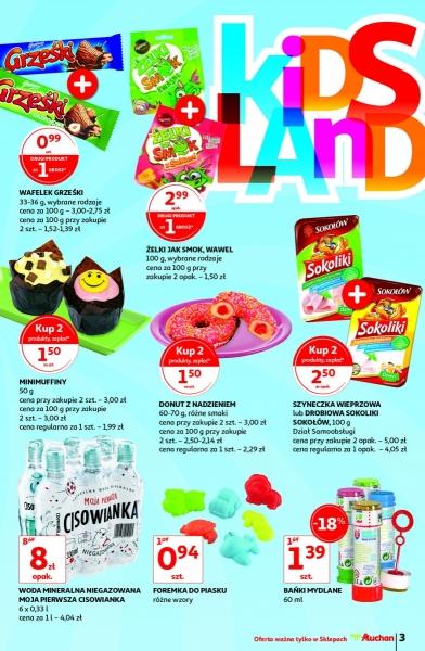 Auchan gazetka promocyjna od 2019-05-24, strona 3