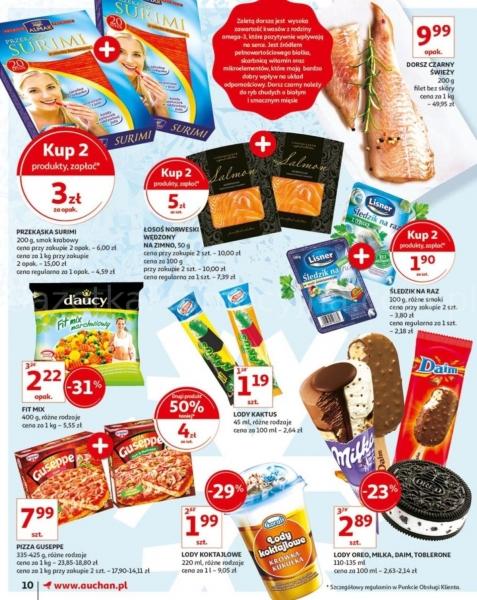 Auchan gazetka promocyjna od 2019-05-24, strona 10