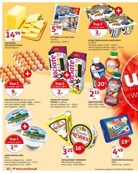 Auchan gazetka promocyjna od 2019-05-24, strona 12