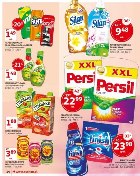 Auchan gazetka promocyjna od 2019-05-24, strona 14