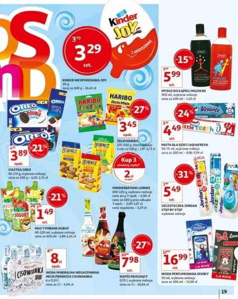 Auchan gazetka promocyjna od 2019-05-24, strona 19