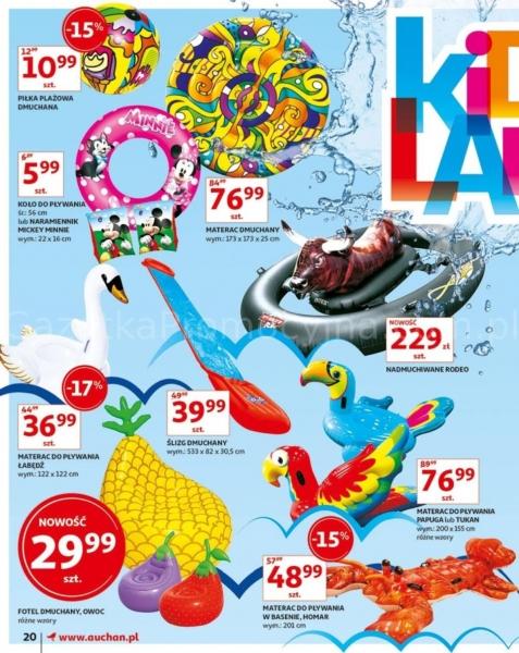 Auchan gazetka promocyjna od 2019-05-24, strona 20