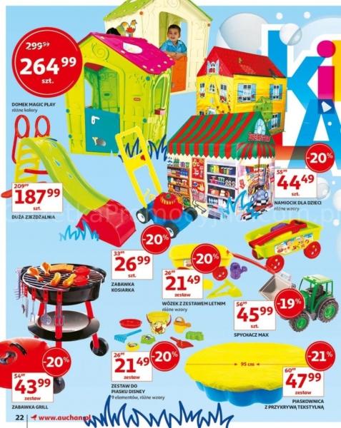 Auchan gazetka promocyjna od 2019-05-24, strona 22