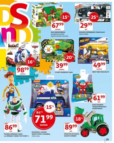 Auchan gazetka promocyjna od 2019-05-24, strona 25