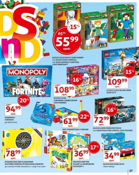 Auchan gazetka promocyjna od 2019-05-24, strona 27