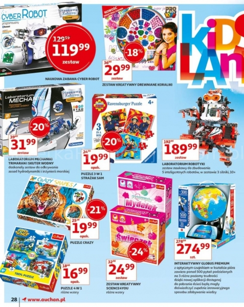 Auchan gazetka promocyjna od 2019-05-24, strona 28