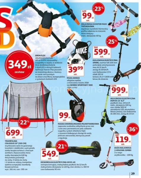 Auchan gazetka promocyjna od 2019-05-24, strona 29