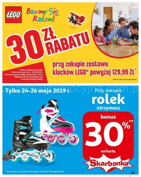 Auchan gazetka promocyjna od 2019-05-24, strona 31