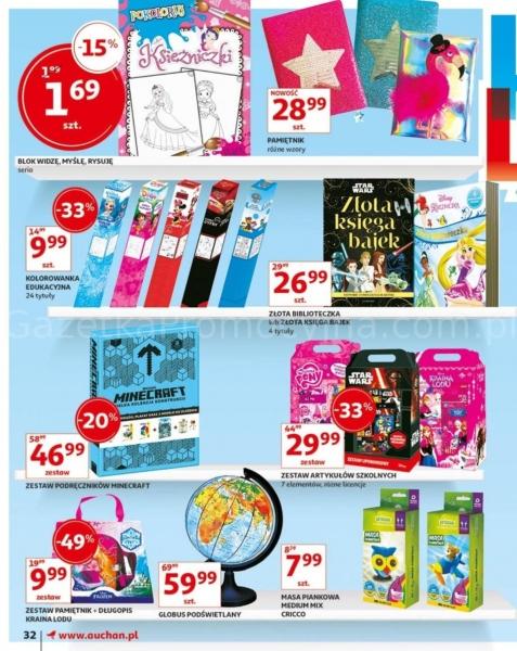 Auchan gazetka promocyjna od 2019-05-24, strona 32