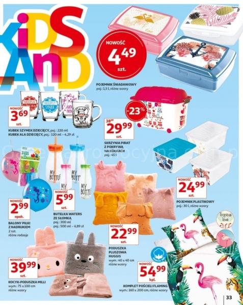 Auchan gazetka promocyjna od 2019-05-24, strona 33