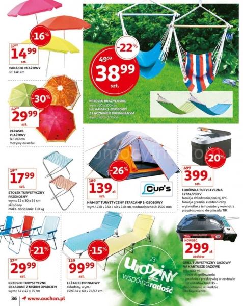 Auchan gazetka promocyjna od 2019-05-24, strona 36