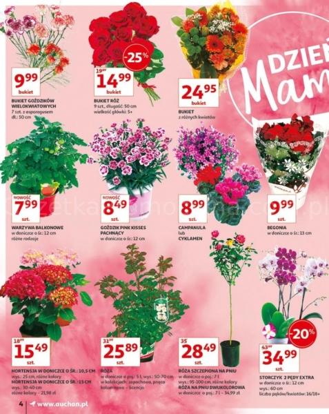 Auchan gazetka promocyjna od 2019-05-24, strona 4