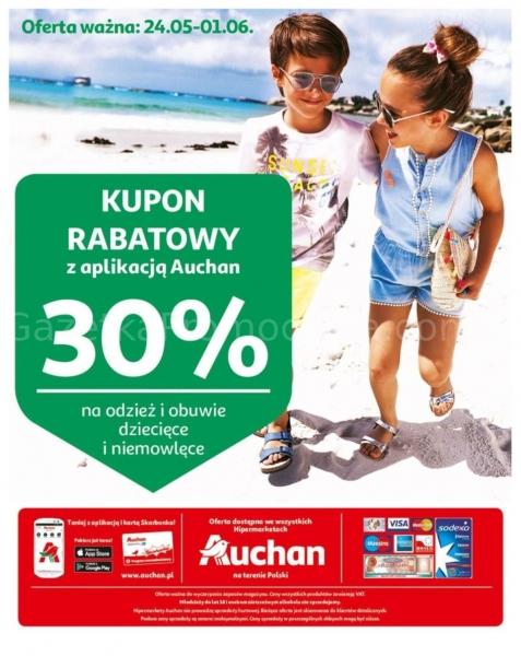 Auchan gazetka promocyjna od 2019-05-24, strona 40