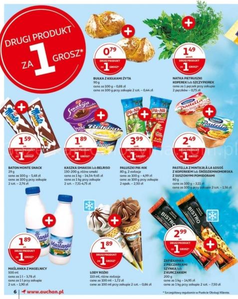 Auchan gazetka promocyjna od 2019-05-24, strona 6