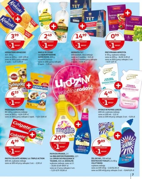 Auchan gazetka promocyjna od 2019-05-24, strona 7
