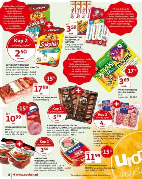 Auchan gazetka promocyjna od 2019-05-24, strona 8