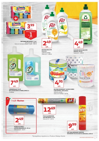 Auchan gazetka promocyjna od 2019-05-23, strona 9