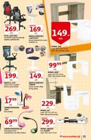 Krzesło biurowe w Auchanie • Promocja • Cena