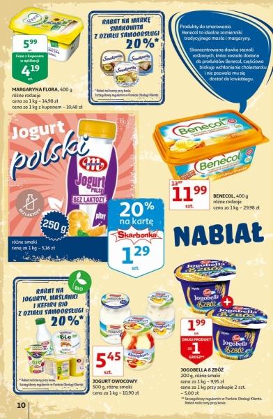 Auchan gazetka promocyjna od 2019-09-12, strona 10