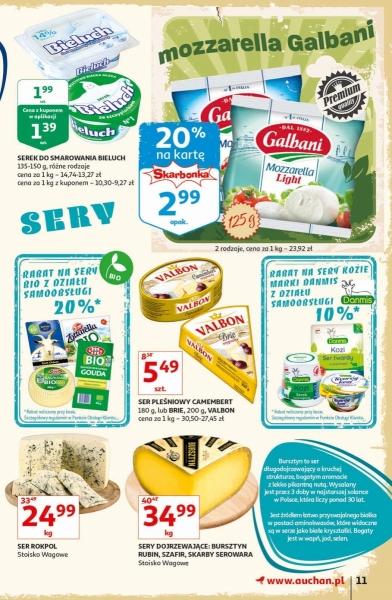 Auchan gazetka promocyjna od 2019-09-12, strona 11