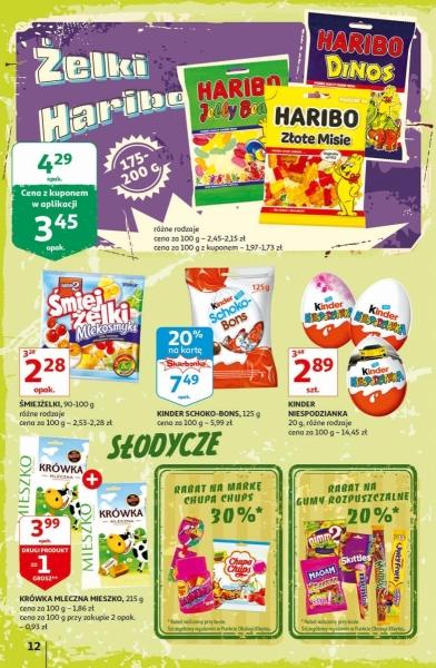 Auchan gazetka promocyjna od 2019-09-12, strona 12