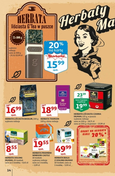 Auchan gazetka promocyjna od 2019-09-12, strona 14