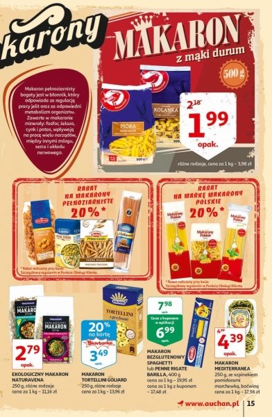Auchan gazetka promocyjna od 2019-09-12, strona 15
