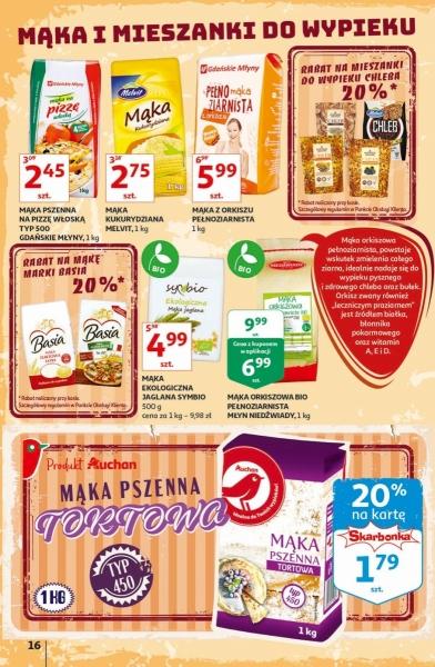 Auchan gazetka promocyjna od 2019-09-12, strona 16