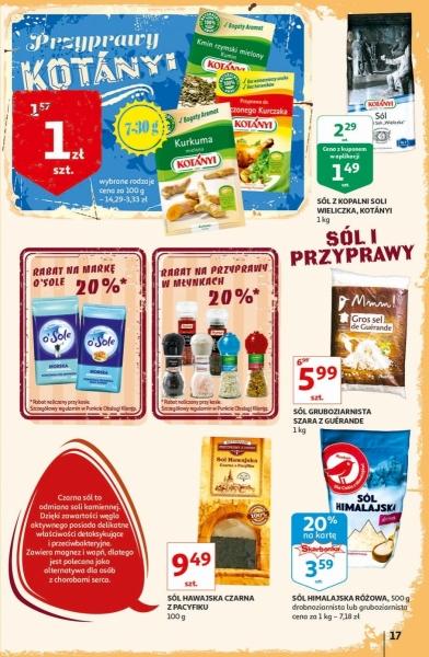 Auchan gazetka promocyjna od 2019-09-12, strona 17
