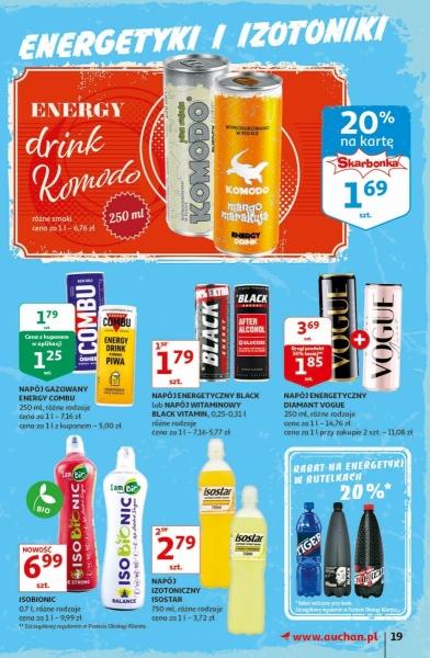 Auchan gazetka promocyjna od 2019-09-12, strona 19