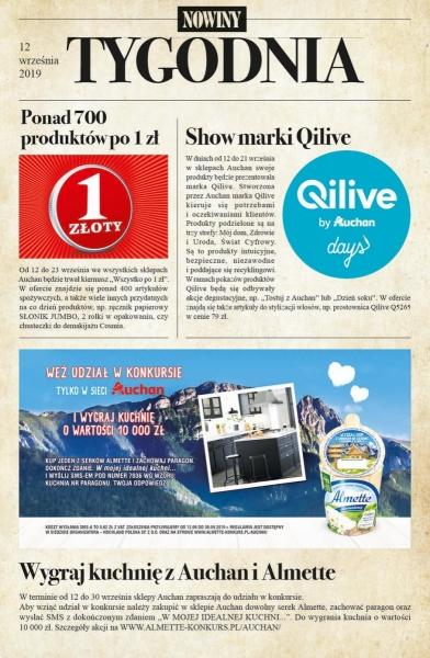 Auchan gazetka promocyjna od 2019-09-12, strona 2