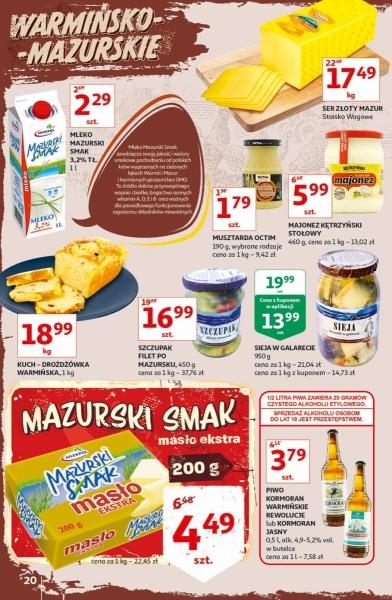 Auchan gazetka promocyjna od 2019-09-12, strona 20