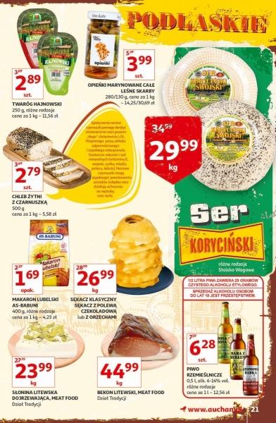 Auchan gazetka promocyjna od 2019-09-12, strona 21