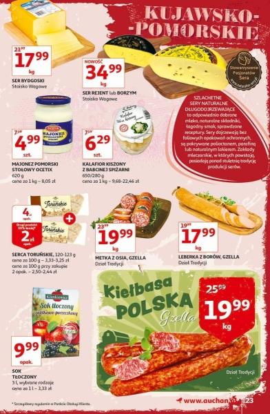 Auchan gazetka promocyjna od 2019-09-12, strona 23