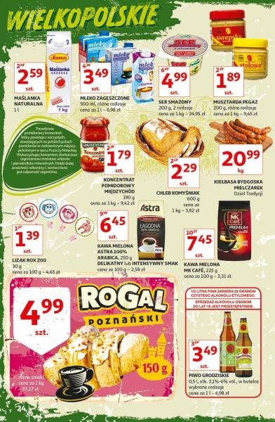 Auchan gazetka promocyjna od 2019-09-12, strona 24