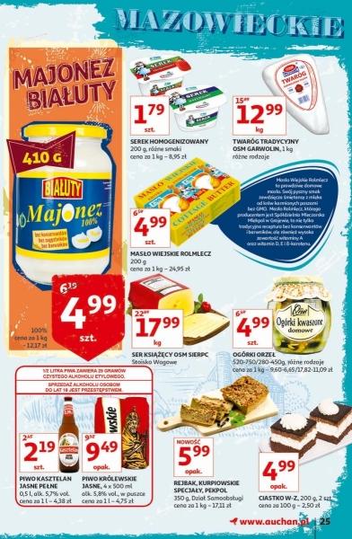 Auchan gazetka promocyjna od 2019-09-12, strona 25