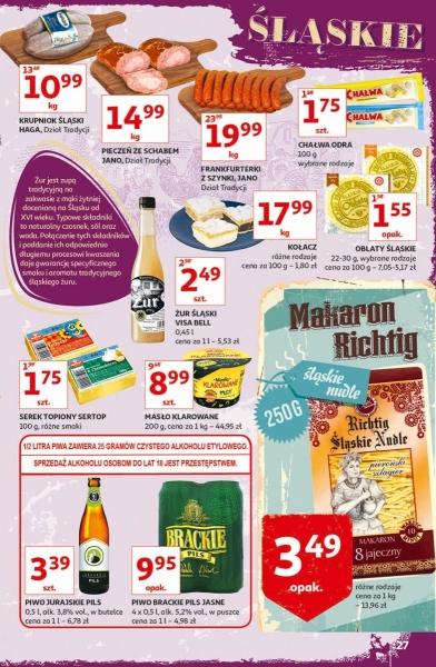 Auchan gazetka promocyjna od 2019-09-12, strona 27