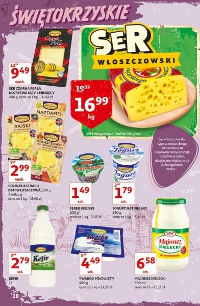 Auchan gazetka promocyjna od 2019-09-12, strona 28