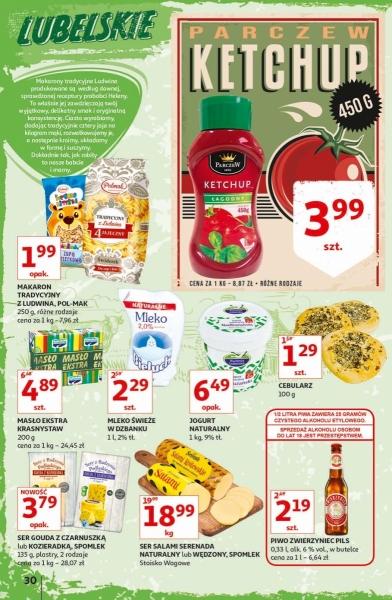 Auchan gazetka promocyjna od 2019-09-12, strona 30