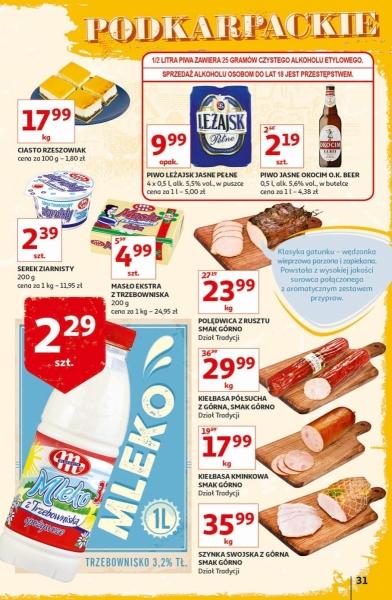 Auchan gazetka promocyjna od 2019-09-12, strona 31