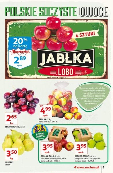 Auchan gazetka promocyjna od 2019-09-12, strona 5