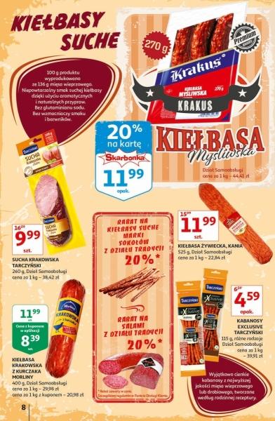 Auchan gazetka promocyjna od 2019-09-12, strona 8