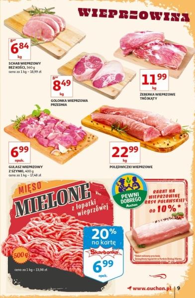 Auchan gazetka promocyjna od 2019-09-12, strona 9